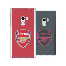 OFFICIAL ARSENAL FC 2017/18 CREST KIT SOFT GEL CASE FOR XIAOMI PHONES