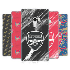 OFFICIAL ARSENAL FC 2017/18 CREST PATTERNS SOFT GEL CASE FOR XIAOMI PHONES