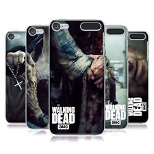 OFFICIAL AMC THE WALKING DEAD KEY ART HARD BACK CASE FOR APPLE iPOD TOUCH MP3