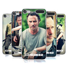 OFFICIAL AMC THE WALKING DEAD RICK GRIMES BACK CASE FOR APPLE iPOD TOUCH MP3