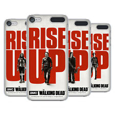 OFFICIAL AMC THE WALKING DEAD RISE UP HARD BACK CASE FOR APPLE iPOD TOUCH MP3