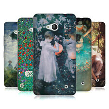 OFFICIAL MASTERS COLLECTION PAINTINGS 2 SOFT GEL CASE FOR MICROSOFT PHONES