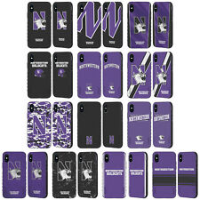 OFFICIAL NORTHWESTERN UNIVERSITY NU BLACK EVOLUTION CASE FOR APPLE iPHONE PHONES