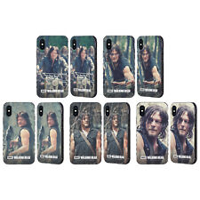 AMC THE WALKING DEAD DARYL DIXON BLACK EVOLUTION CASE FOR APPLE iPHONE PHONES