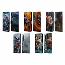 OFFICIAL ANNE STOKES DRAGON FRIENDSHIP 2 LEATHER BOOK CASE FOR XIAOMI PHONES