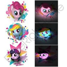 My Little Pony 3D LED LUCE A PARETE TORTA DI PINKIE Rainbow Dash bambini