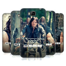OFFICIAL AMC THE WALKING DEAD DARYL DIXON HARD BACK CASE FOR HUAWEI PHONES 2
