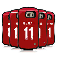 LIVERPOOL FC LFC 2018/19 PLAYERS HOME KIT 1 CASE IBRIDA PER SAMSUNG TELEFONI
