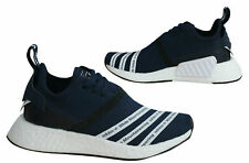 Adidas Originals White Mountaineering NMD R2 Primeknit Mens Trainers BB3072 M17