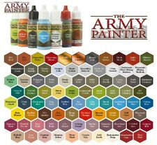 The Army Painter Warpaints Model War Paint Quick shade 18ml Pick color 124 types
