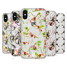 HEAD CASE DESIGNS STRANI INSETTI COVER RETRO RIGIDA PER APPLE iPHONE TELEFONI