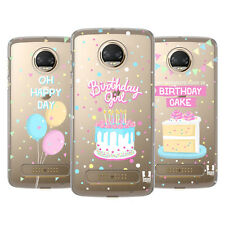 HEAD CASE DESIGNS COMPLEANNO COVER RETRO RIGIDA PER MOTOROLA TELEFONI 1