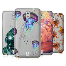 HEAD CASE DESIGNS IN PROFONDITÀ COVER MORBIDA IN GEL PER SAMSUNG TELEFONI 2