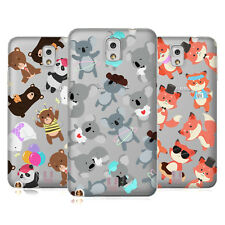 HEAD CASE DESIGNS DOLCI ANIMALI COVER MORBIDA IN GEL PER SAMSUNG TELEFONI 2