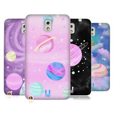 HEAD CASE DESIGNS SPAZIO PASTELLO COVER MORBIDA IN GEL PER SAMSUNG TELEFONI 2