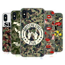 HEAD CASE DESIGNS CAMO ALLA MODA COVER RETRO RIGIDA PER APPLE iPHONE TELEFONI