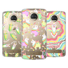 HEAD CASE DESIGNS LLAMACORN COVER RETRO RIGIDA PER MOTOROLA TELEFONI 1