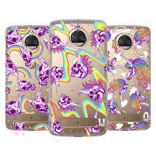 HEAD CASE DESIGNS CRANI CORNUTI COVER RETRO RIGIDA PER MOTOROLA TELEFONI 1