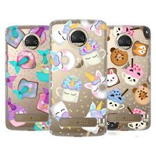HEAD CASE DESIGNS CIBO KAWAII COVER RETRO RIGIDA PER MOTOROLA TELEFONI 1