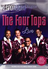 The Four Tops - Live [DVD] -  CD O6VG The Fast Free Shipping