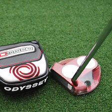 Odyssey 2018 O-Works Red 2-Ball Fang-S Mallet Putter Choose Length & Grip - NEW