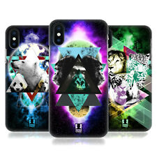 HEAD CASE DESIGNS ANIMALI GALATTICI COVER RETRO RIGIDA PER APPLE iPHONE TELEFONI