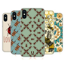 HEAD CASE DESIGNS STAMPE INSETTI COVER RETRO RIGIDA PER APPLE iPHONE TELEFONI