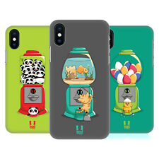 HEAD CASE DESIGNS MACCHINA KAWAII COVER RETRO RIGIDA PER APPLE iPHONE TELEFONI