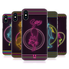 HEAD CASE DESIGNS ANIMALI NOTTURNI COVER RETRO RIGIDA PER APPLE iPHONE TELEFONI