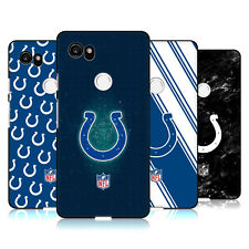UFFICIALE NFL 2017/18 INDIANAPOLIS COLTS COVER IN GEL NERA PER GOOGLE TELEFONI