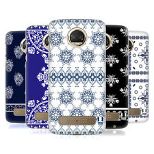 HEAD CASE DESIGNS BOHO-CHIC COVER RETRO RIGIDA PER MOTOROLA TELEFONI 1
