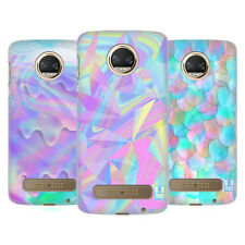 HEAD CASE DESIGNS IRIDESCENTE COVER RETRO RIGIDA PER MOTOROLA TELEFONI 1