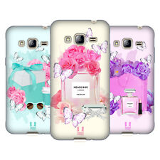 HEAD CASE DESIGNS COLLEZIONE VANITY COVER MORBIDA IN GEL PER SAMSUNG TELEFONI 3