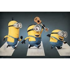 Minions Poster Pack Abbey Road 61 X 91 Cm (5) (1020111)