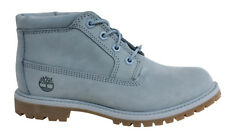 Timberland Af Nellie Chukka con Lacci Blu Donna Stivali in pelle A1HHJ D133