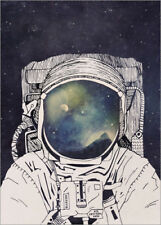 Póster, lienzo o cuadro en metacrilato Dreaming of Space - Tracie Andrews
