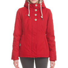 Ragwear Lynx Jacket Chili Red Damen Jacke Winterjacke Rot