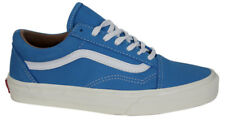 Vans Off The Wall Old Skool Reissue Mens Scarpe da Ginnastica Stringate Blu