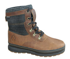 Timberland Earthkeepers EK Schas 8 Inch Waterproof Mens Boots Brown 7751A U66