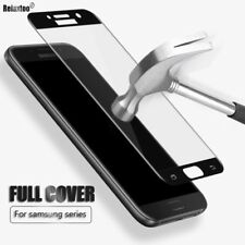 3D Full Cover For samsung galaxy a5 2017 case Tempered Glass Screen Protector
