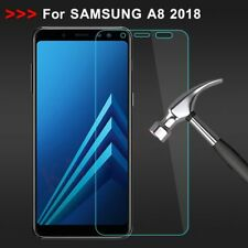 Tempered Glass for Samsung Galaxy A8 2018 Screen Protector for Samsung A5 2018
