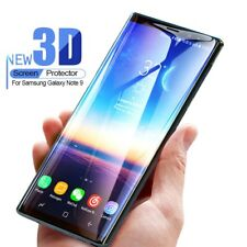 3D Curved Tempered Glass For Samsung Galaxy Note 9 Screen Protector For Galaxy