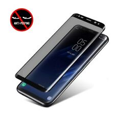 GerTong Premium 3D Tempered Glass Privacy Anti-Spy For Samsung Galaxy S8 S9
