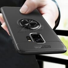 ZNP Luxury Magnetic Ring Stand Case For Samsung Galaxy S9 S8 Plus Note 8 Full