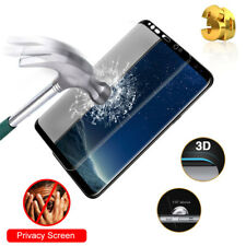 GerTong Anti Spy Privacy Tempered Glass Screen Protector For Samsung Galaxy