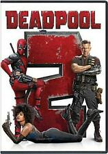 Deadpool 2 - DVD Region 1 Free Shipping!