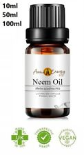 NEEM Oil - 100% Pure Natural Organic Aromatherapy Carrier Base Oils