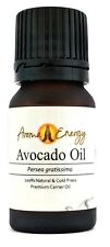 AVOCADO Oil - 100% Pure Natural Organic Aromatherapy Carrier Base Oils