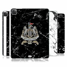 NEWCASTLE UNITED FC NUFC 2017/18 MARBLE SOFT GEL CASE FOR APPLE SAMSUNG TABLETS