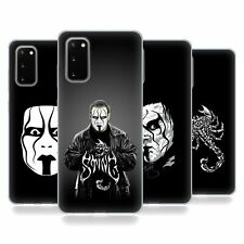 UFFICIALE WWE STING COVER MORBIDA IN GEL PER SAMSUNG TELEFONI 1